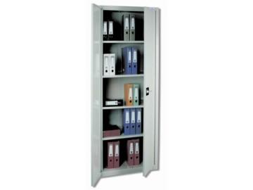 Kancelářská skříň NP 1148 Eco, 1980x1000x400 mm