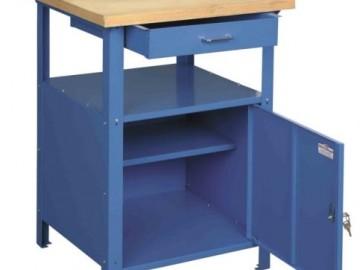 Ponk - dílenský stůl NP 1315, 1 zásuvka