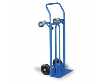 Plošinový vozík a rudl - kombinace