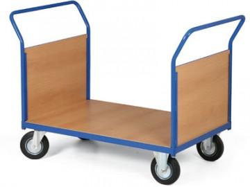 Stavebnicový plošinový vozík, nosnost 200 kg