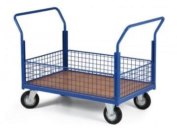 Stavebnicový plošinový vozík, typ 4220, 500 kg