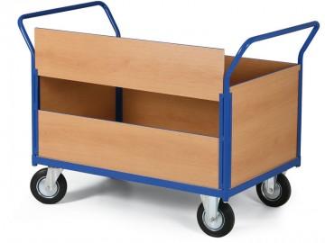 Stavebnicový plošinový vozík, typ 4221