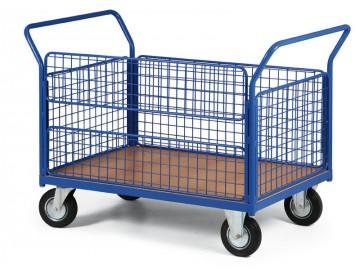 Stavebnicový plošinový vozík, typ 4225