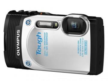 Digitální fotoaparát Olympus TG-850 White