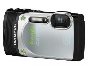 Digitální fotoaparát Olympus TG-850 Silver