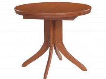 Stůl ASOLO rozkládací, průměr 90 cm