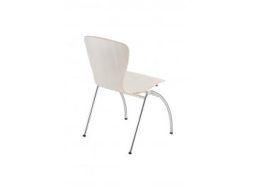 BINGO alu- kavárenská židle
