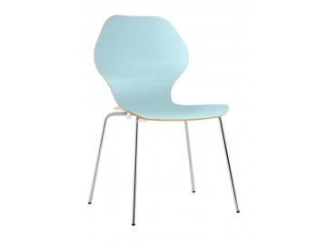CAFE III, chrom- kavárenská židle