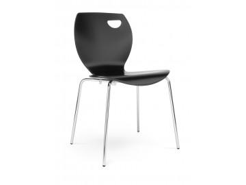 CAFE IV, chrom- kavárenská židle