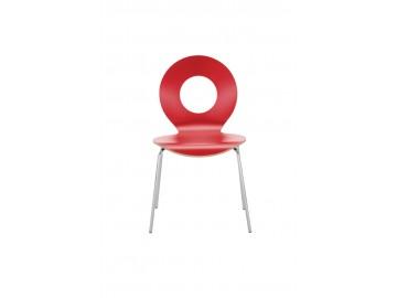 CAFE IX alu- kavárenská židle