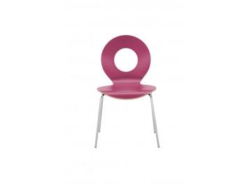 CAFE IX, chrom- kavárenská židle