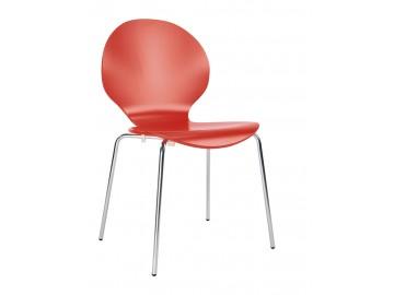 CAFE VI, chrom- kavárenská židle
