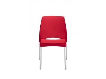 EL SOL - kavárenská plastová židle