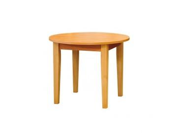 Stůl FIT rozkládací, průměr 110 cm