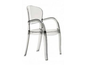 Designová transparentní plastová židle NP-JOK