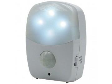 Automatická svítilna s pohybovým čidlem TESLA LED4