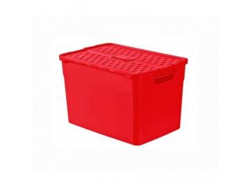 Box PIXXEL -12L- tm. červený CURVER