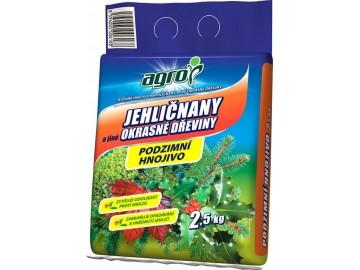 Hnojivo Agro  Podzimní hn. pro jehličnany 2.5kg