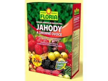 Hnojivo Agro  Floria OM pro jahody a ovoce 2,5 kg