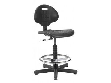 Dílenská židle Nargo RTS+ring base