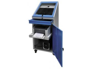 Průmyslová skříň pro PC - SmK 3a Elektro
