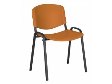 Konfernční židle ISO plastic alu