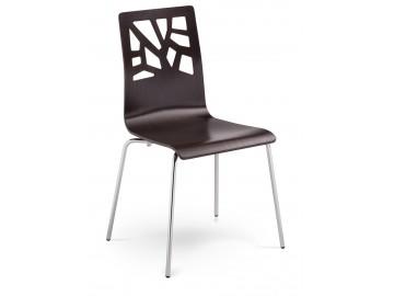 VERBENA alu- kavárenská židle
