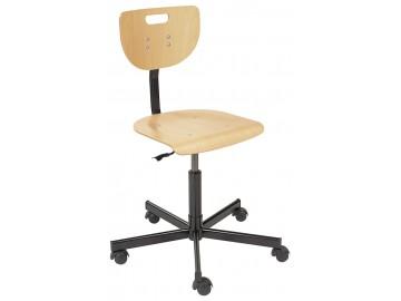 Dílenská židle Werek